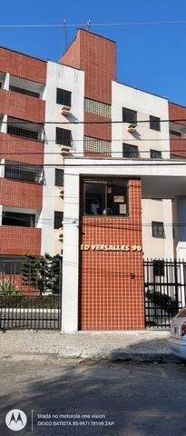 Apartamento no centro de Messejana, _ quartos móveis projetados