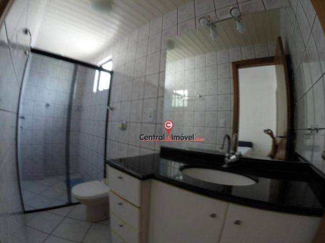 Apartamento com 3 dormitórios para alugar, 128 m² por r$ 450/dia - centro - balneário camb - Foto 8