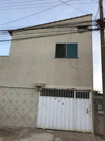 Excelente Casa, 3 Qts Sendo 1 Suíte, Laje, Cerâmica, Lazer no Piso Superior! - Foto 18