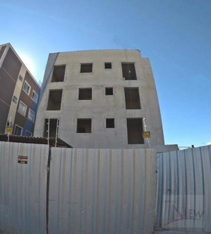 Apartamento 02 quartos no Cidade Jardim, São José dos Pinhais - Foto 5