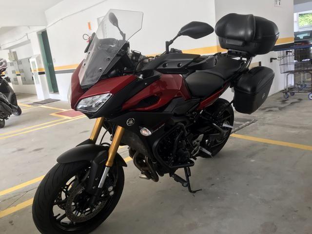 Moto Yamaha MT 09 Tracer 17/17 - Leia Descrição! - Foto 2