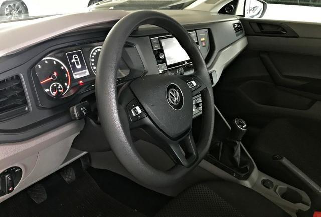 Volkswagen Polo MF 1.6 M/T. Branco 2017/2018 - Foto 12
