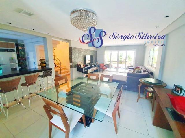 Belissima Casa duplex em condomínio fechado no bairro Dunas Villagio Marbello - Foto 5