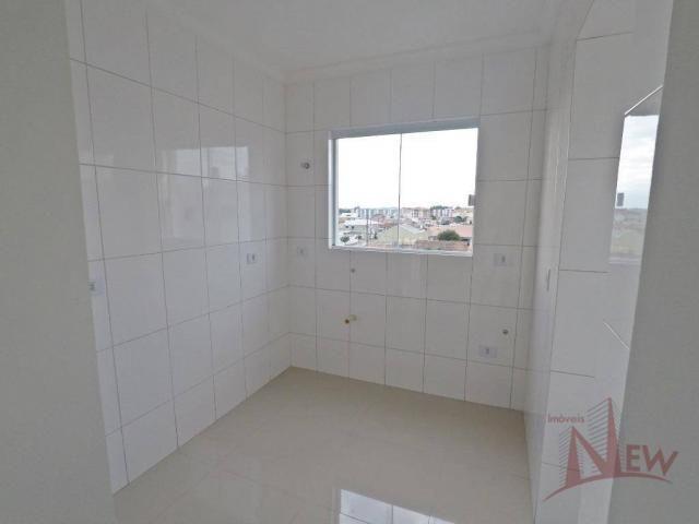 Excelente apartamento com 02 quartos no Cidade Jardim, São José dos Pinhais - Foto 8