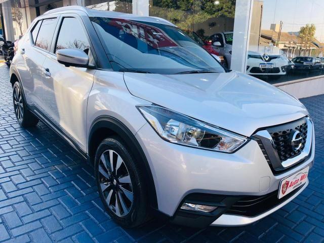 Nissan kicks 1.6 sl 2017 automática