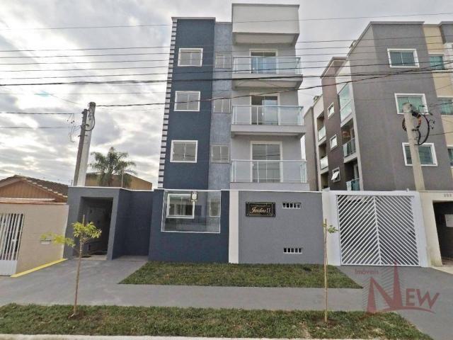 Excelente apartamento com 02 quartos no Cidade Jardim, São José dos Pinhais