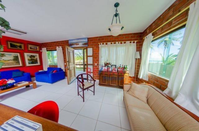 Casa com 3 dormitórios à venda, 250 m² por r$ 1.200.000 - condomínio verdes mares - ilhéus - Foto 4