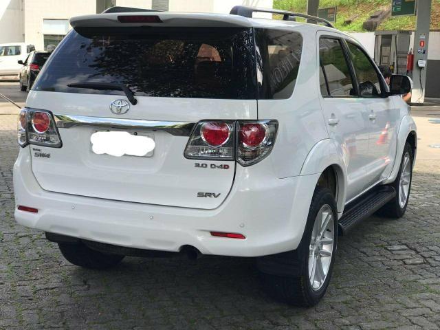Toyota sw4 srv 4x4 2014, 7 lugares / oportunidade!!! - Foto 2