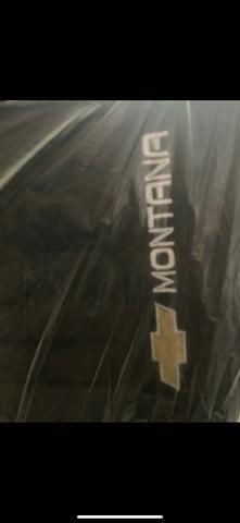 Tapete automotivo chevrolet Montana
