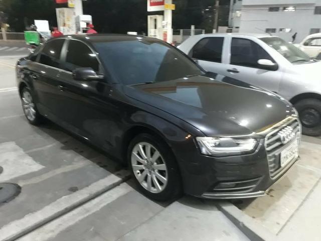 Audi A4 2.0 TFSI 2014 impecável!!! Baixo KM. - Foto 10
