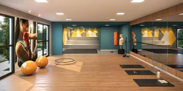 Apartamento com 2 dormitórios à venda, 48 m² por r$ 180.000 - passaré - fortaleza/ce - Foto 11
