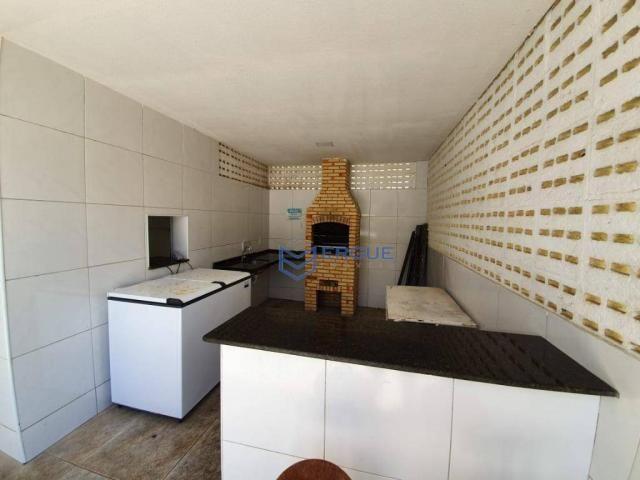 Apartamento com 3 dormitórios à venda, 64 m² por r$ 165.000 - cidade dos funcionários - fo - Foto 7