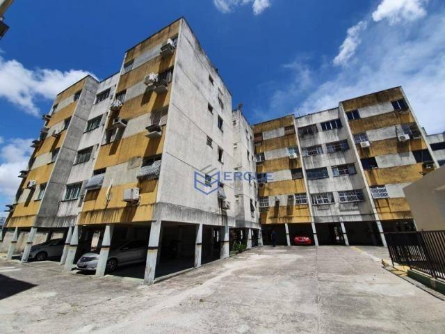 Apartamento com 3 dormitórios à venda, 64 m² por r$ 165.000 - cidade dos funcionários - fo - Foto 8