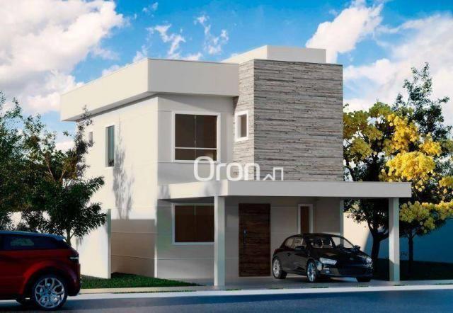 Sobrado com 4 dormitórios à venda, 152 m² por R$ 578.000,00 - Cardoso Continuação - Aparec - Foto 2