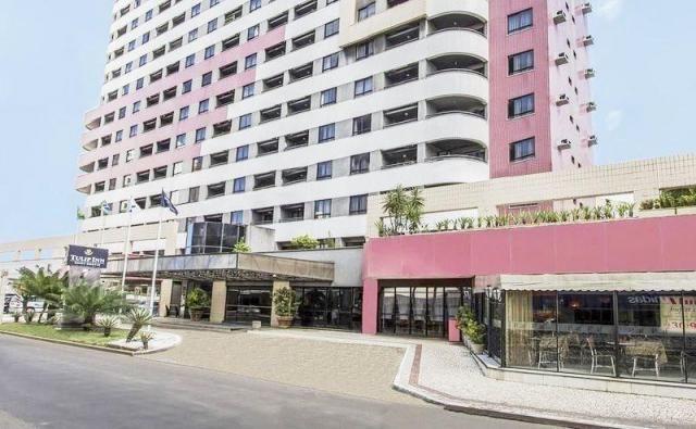 Flat com 1 dormitório à venda, 34 m² por r$ 205.000,00 - meireles - fortaleza/ce
