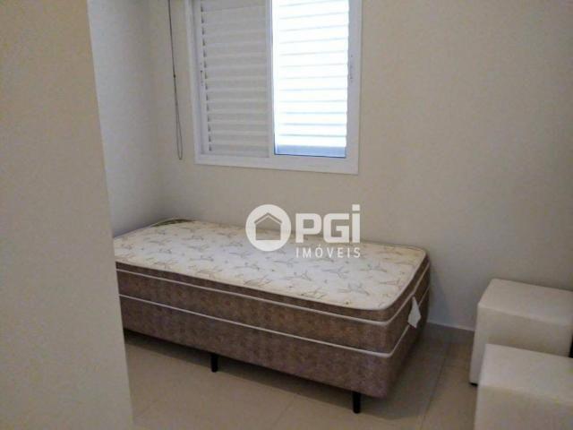 Apartamento com 3 dormitórios para alugar, 97 m² por R$ 2.500/mês - Jardim Nova Aliança Su - Foto 13
