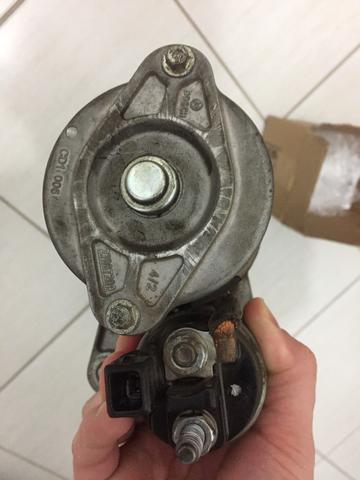 Motor de Arranque-Partida Golf 2012 Bosh - Foto 2