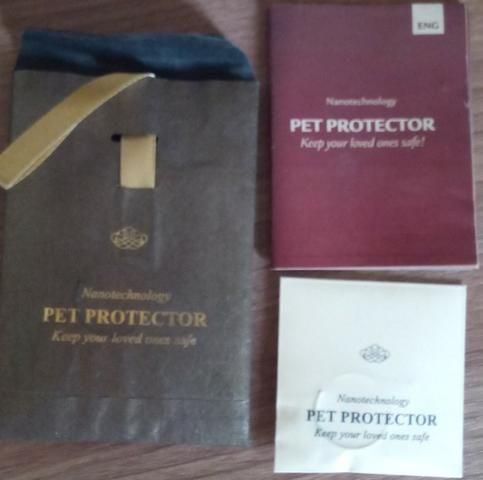 Pet Protector contra pulgas, carrapatos e mosquitos - Foto 4