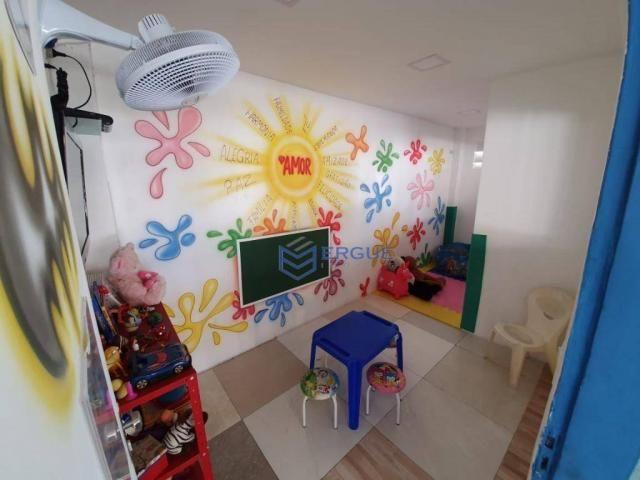 Apartamento com 3 dormitórios à venda, 64 m² por r$ 165.000 - cidade dos funcionários - fo - Foto 10