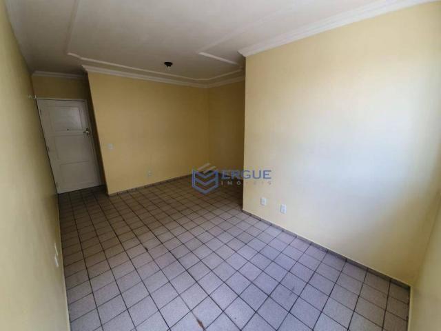 Apartamento com 3 dormitórios à venda, 64 m² por r$ 165.000 - cidade dos funcionários - fo - Foto 12