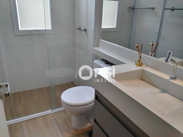 Apartamento com 3 dormitórios para alugar, 97 m² por R$ 2.500/mês - Jardim Nova Aliança Su - Foto 20