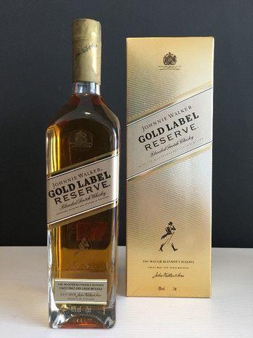 Whisky Johnie Walker Gold Label Reserve 750ML
