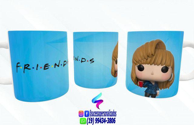 Canecas Colecionáveis Funko Pop Friends! - Foto 5