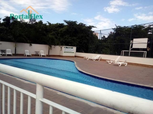 Apartamento para alugar com 3 dormitórios em Morada de laranjeiras, Serra cod:4403 - Foto 2