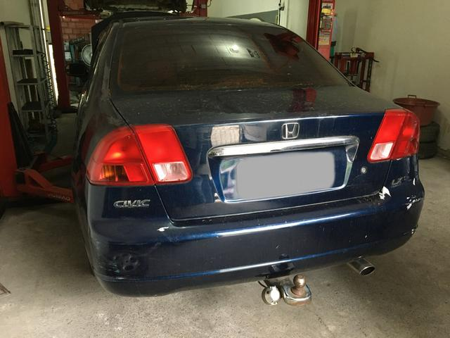 Honda Civic 2002 - Foto 8