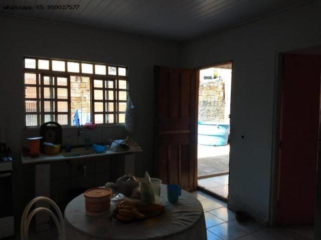 Casa Usada para Venda em Várzea Grande, 07 de maio, 2 dormitórios, 1 banheiro, 1 vaga - Foto 5