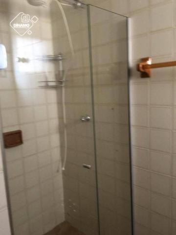 Apartamento com 2 dormitórios para alugar, 80 m² por R$ 1.100,00/mês - Centro - Ribeirão P - Foto 11