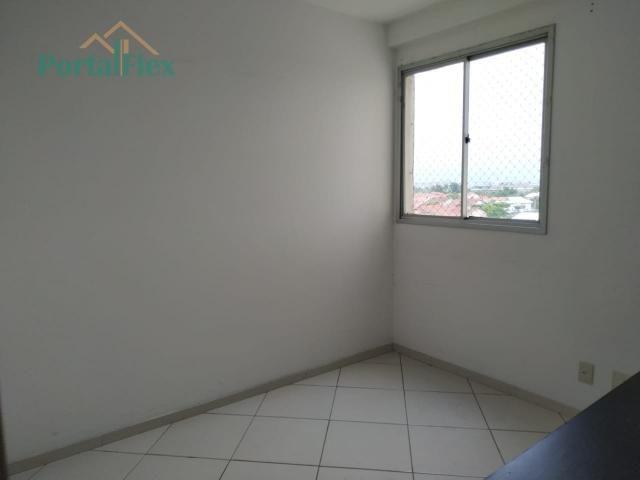 Apartamento para alugar com 3 dormitórios em Morada de laranjeiras, Serra cod:4403 - Foto 20
