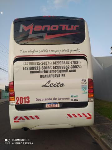 LD 1450 leito 28 lugar Scania k124 - Foto 10