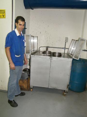 Mecânico para retifica com experiência em metrologia - Foto 6