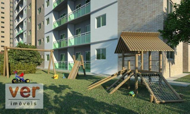 Apartamento à venda, 61 m² por R$ 360.000,01 - Parangaba - Fortaleza/CE - Foto 9