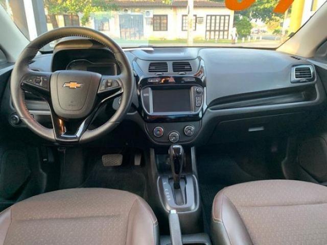 Chevrolet cobalt 2019 1.8 mpfi ltz 8v flex 4p automÁtico - Foto 8