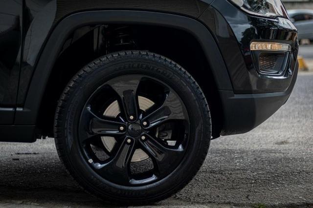 Jeep Compass longitude Night Eagle diesel 4x4 2018 - Foto 20
