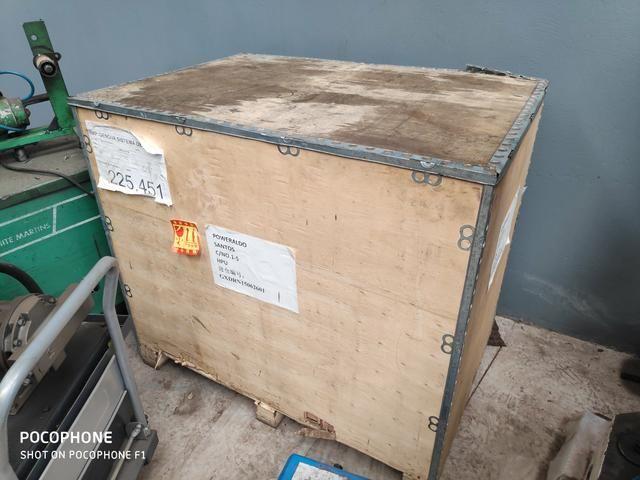 Unidade hidraulica 15cv - Foto 5