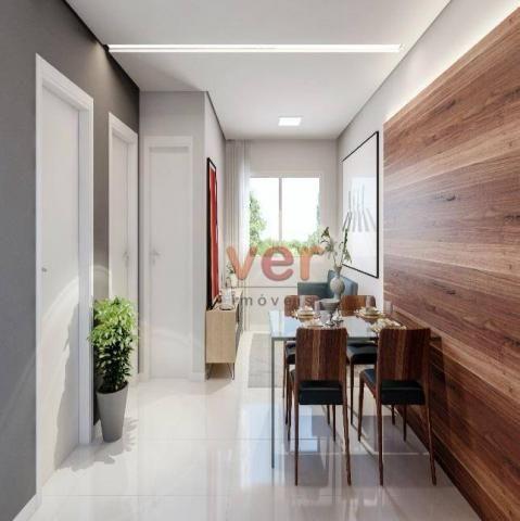 Apartamento à venda no centro da Caucaiapor R$ 124.990 - Padre Romualdo - Caucaia/CE - Foto 7