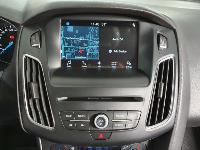 Ford Focus Fastback SE/SE PLUS 2.0 Flex Aut. - Cinza - 2017 - Foto 11
