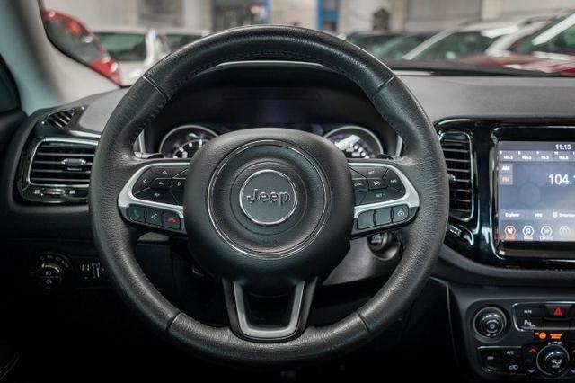 Jeep Compass longitude Night Eagle diesel 4x4 2018 - Foto 8