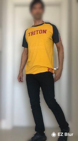 Camiseta Casual Triton - Foto 2