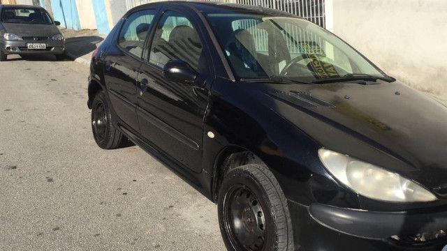 Peugeot 206 1.0 16v - 2004 - Foto 5