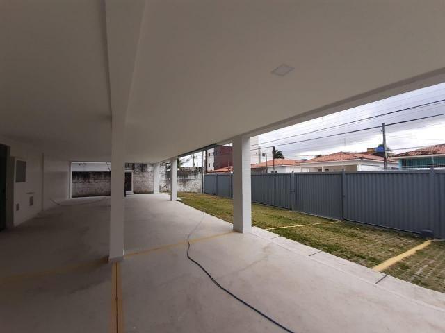 Belíssimo apto c 2 quartos, 1 suíte, 48 m² por R$ 129.000 - José Américo JP/PB - Foto 3