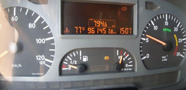 Mercedes Benz MB Atego 2428 bitruck 8x2 carroceria graneleira - Foto 9