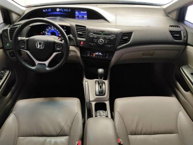 Honda Civic 2.0 LXR 16V FLEX  - Foto 11