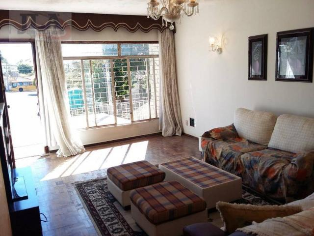 Casa com 3 dormitórios à venda, 120 m² por R$ 600.000,00 - Ahú - Curitiba/PR - Foto 3