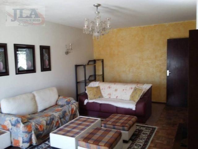 Casa com 3 dormitórios à venda, 120 m² por R$ 600.000,00 - Ahú - Curitiba/PR - Foto 2
