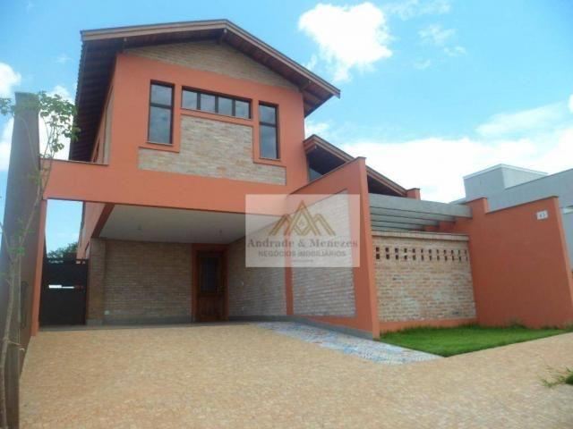 Sobrado residencial à venda, Condomínio San Marco I- Ilha Adriamar, Bonfim Paulista - SO00 - Foto 2