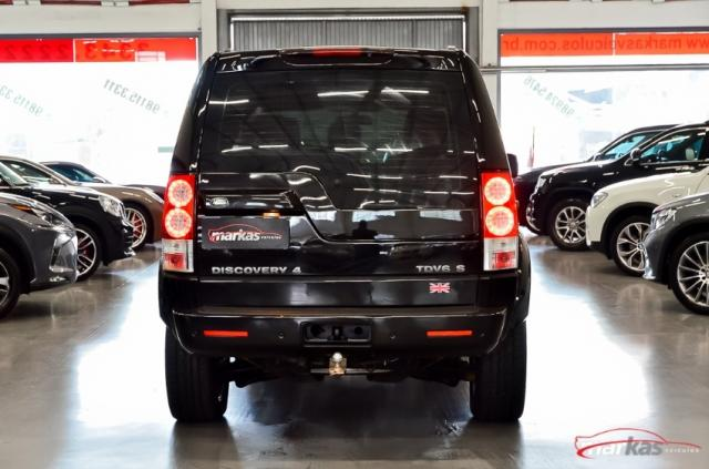 DISCOVERY 4S 2.7 DISEL 190HP 7 LUGARES 4X4 , - Foto 4